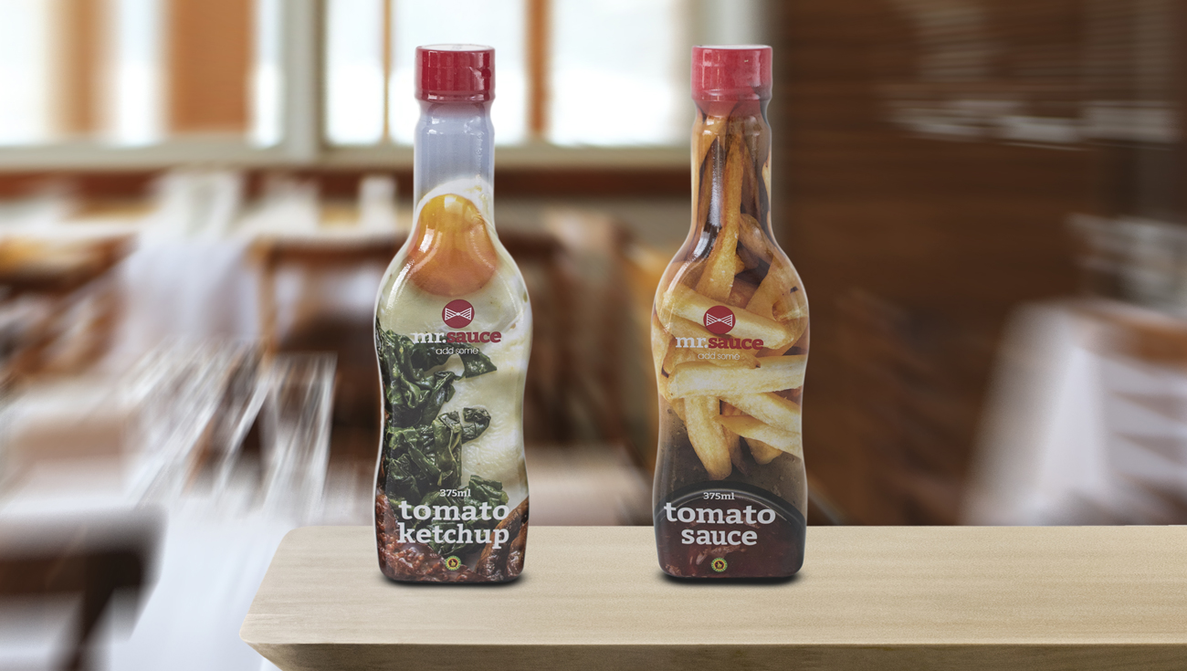 The Difference between ketchup and tomato sauce