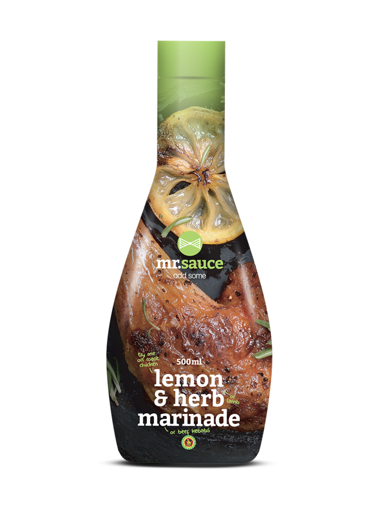 Lemon & Herb Marinade 500ml